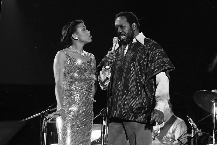 Dee Dee Bridgewater, Thad Jones